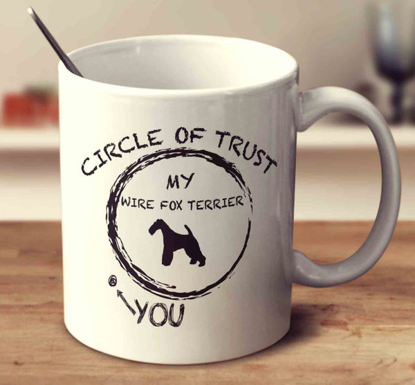 Circle Of Trust Wire Fox Terrier