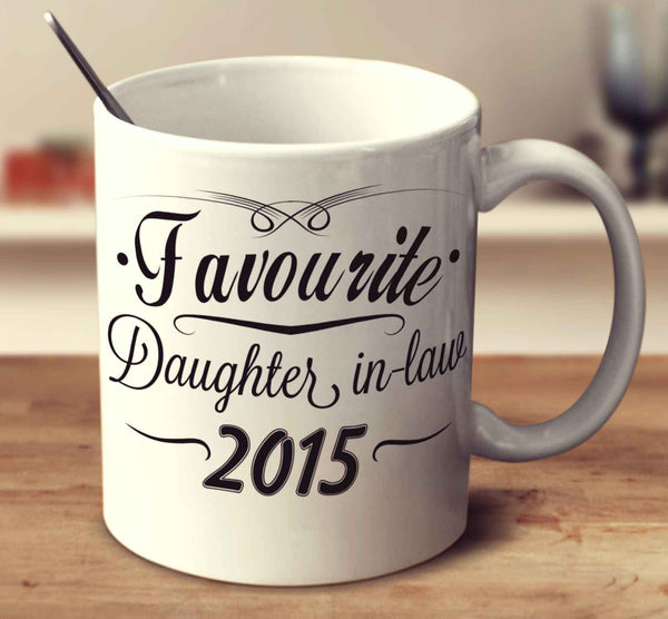 Favourite Daughter In Law 2015