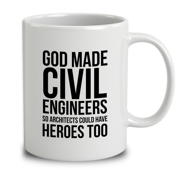 God Made Civil Engineers