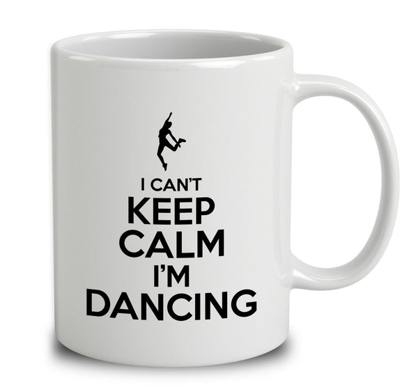 I Can't Keep Calm I'm Dancing