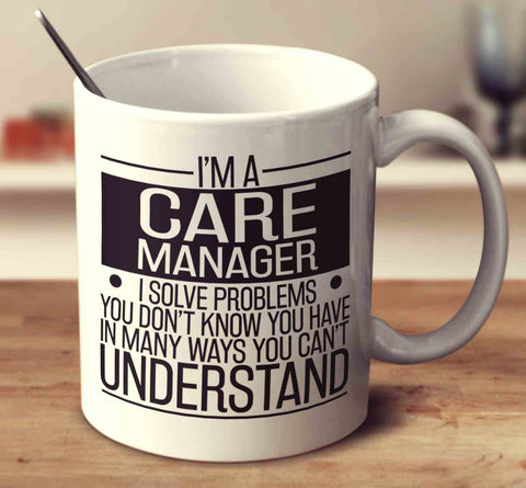 Care Manager Mugs