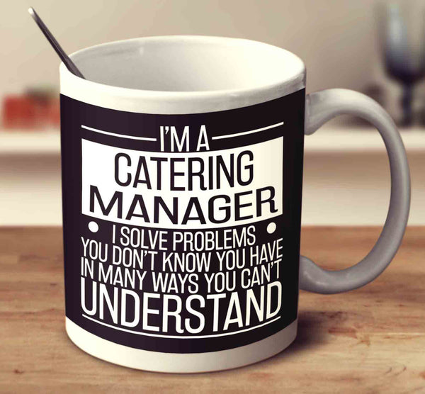 SuperMug  Catering Manager