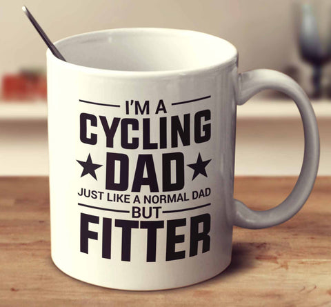 I'm A Cycling Dad Just Like A Normal Dad But Fitter