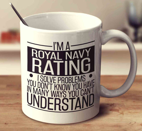 Royal Navy Rating Mugs