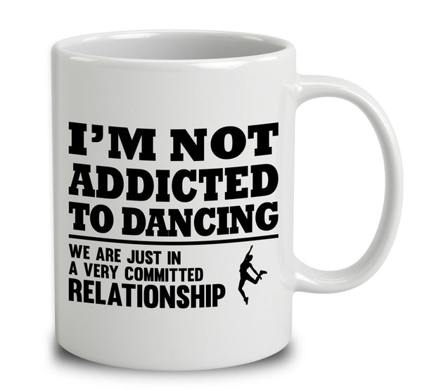 I'm Not Addicted To Dancing