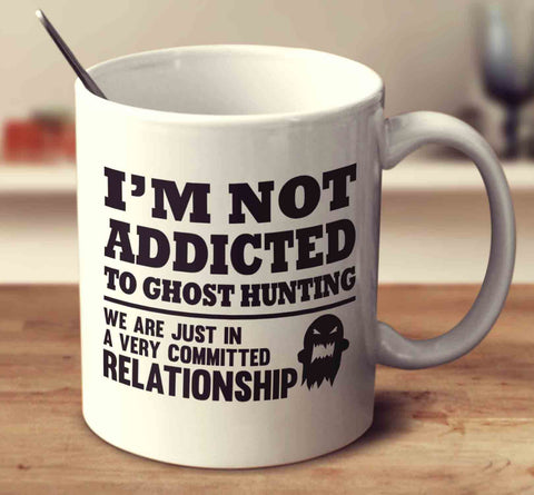 Image result for ghost hunter addiction