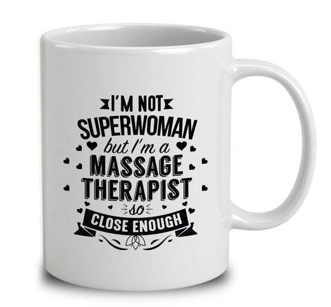 I'm Not Superwoman But I'm A Massage Therapist