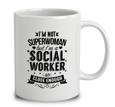 I'm Not Superwoman But I'm A Social Worker