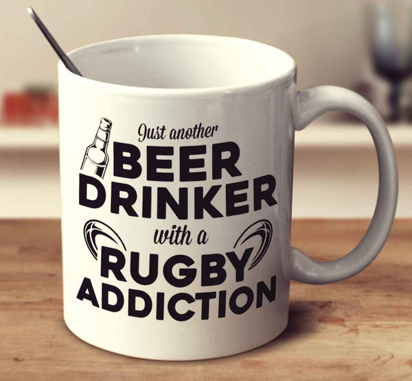 Just Another Beer Drinker With A Rugby Addiction