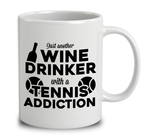 Just Another Wine Drinker With A Tennis Addiction