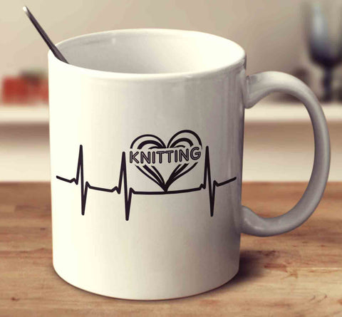 Knitting Heartbeat