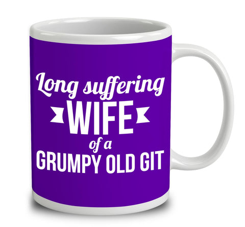 Long Suffering Wife