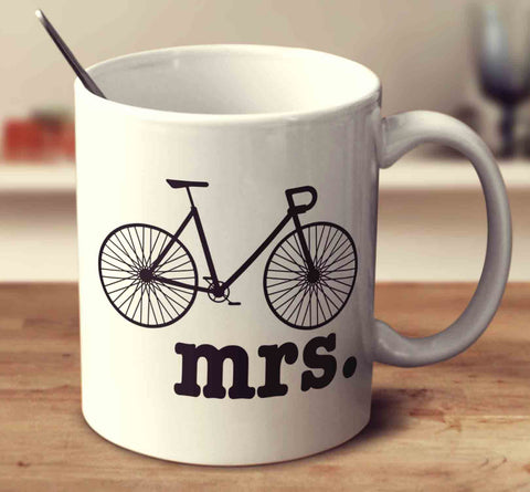 Mrs Bicycle