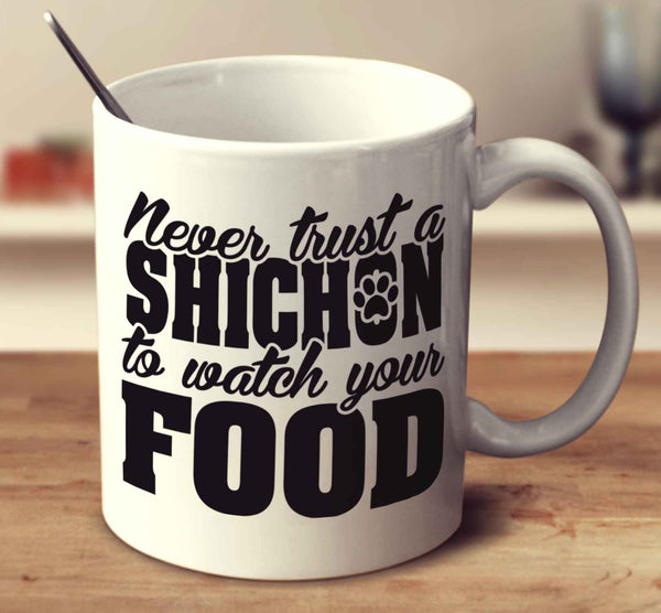 Never Trust A Shichon To Watch Your Food
