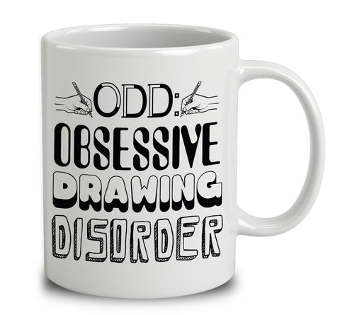 Obsessive Drawing Disorder