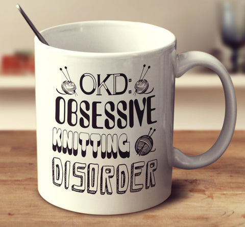 Obsessive Knitting Disorder