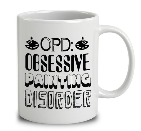 Obsessive Painting Disorder