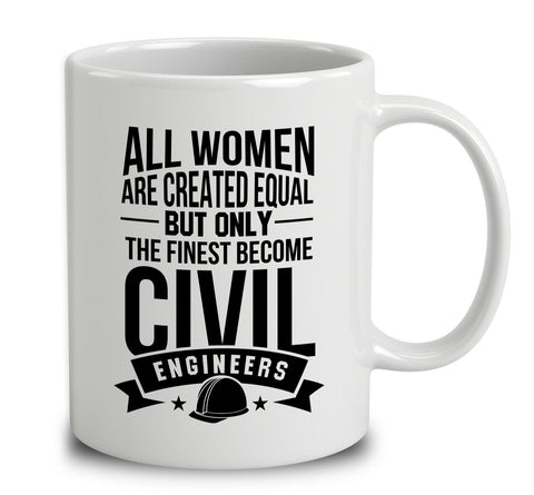 Only The Finest Become Civil Engineers