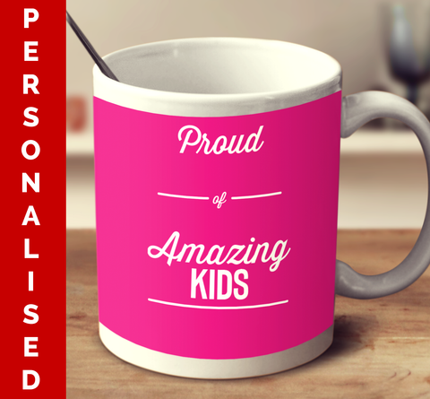 Personalised Amazing Kids