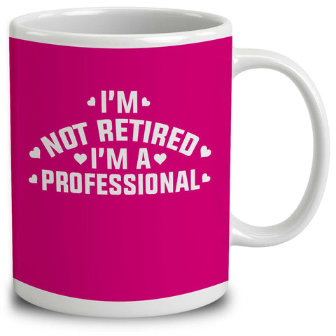 Personalised I'm A Professional