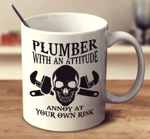Plumber With An Attitude