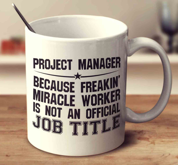 Project Manager Job Title