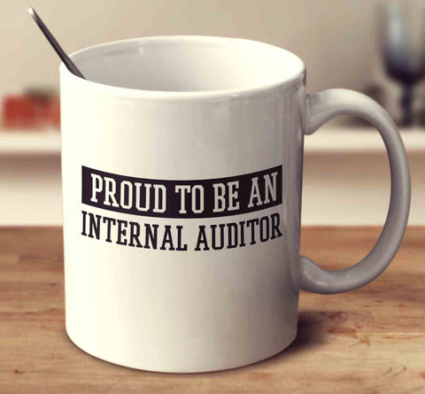 Internal Auditor Mugs