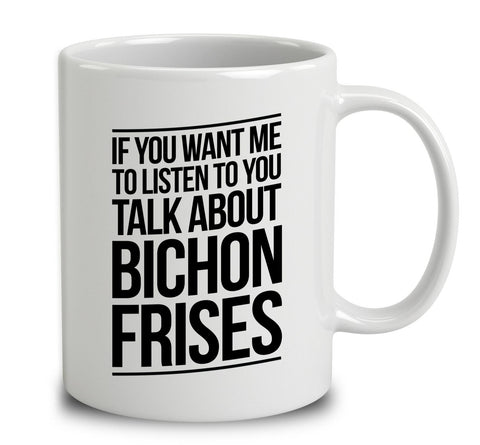 Talk About Bichon Frises