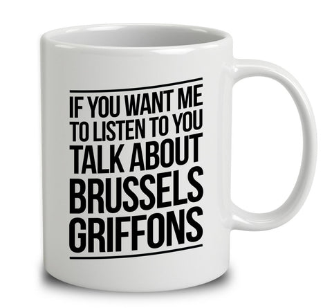 Talk About Brussels Griffons