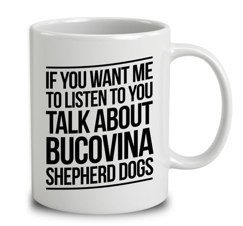 Talk About Bucovina Shepherd Dogs