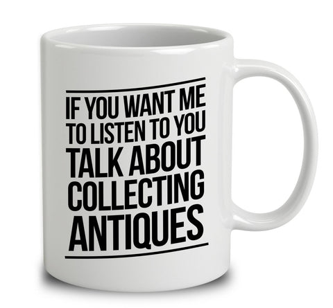 Talk About Collecting Antiques