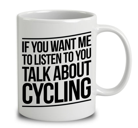 Talk About Cycling