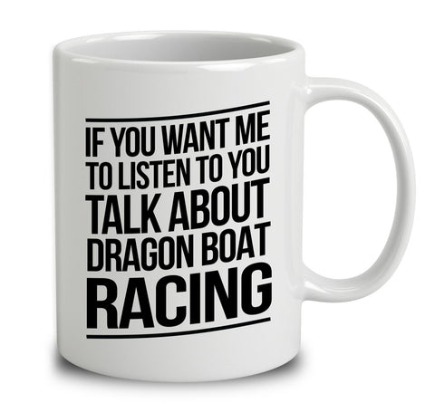 Talk About Dragon Boat Racing
