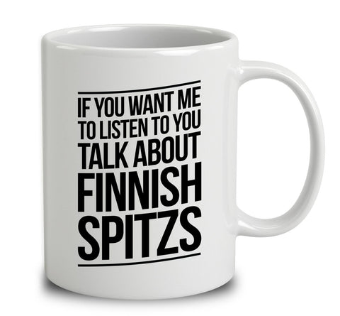 Talk About Finnish Spitzs