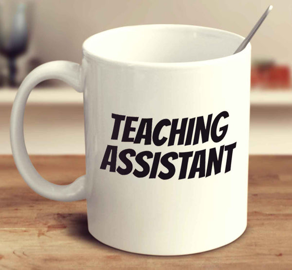 Teaching Assistant Only Because Super Woman Isn't An Actual Job Title 1
