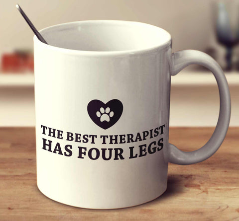 The Best Therapist Has Four Legs