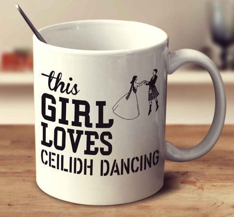This Girl Loves Ceilidh Dancing