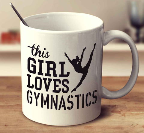 This Girl Loves Gymnastics