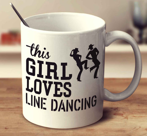 This Girl Loves Line Dancing