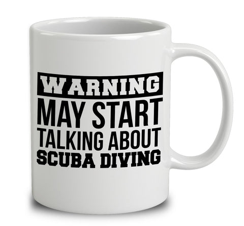 Warning May Start Talking About Scuba Diving