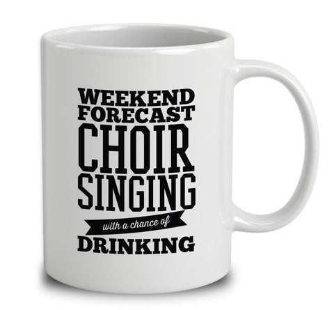 Weekend Forecast Choir Singing