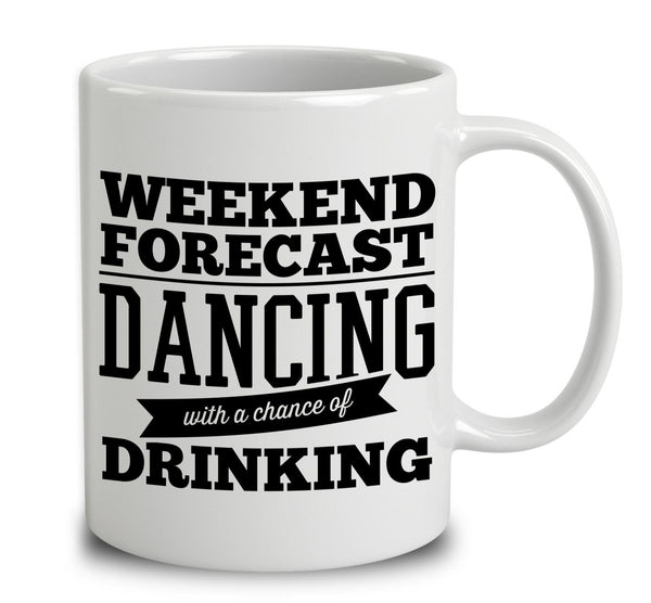 Weekend Forecast Dancing With A Chance Of Drinking
