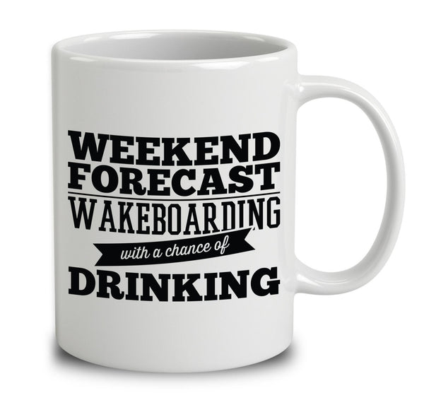 Weekend Forecast Wakeboarding With A Chance Of Drinking