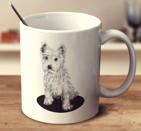 West Highland White Terrier Sketch