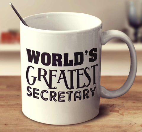 World's Greatest Secretary