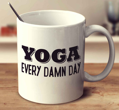 Yoga Every Damn Day