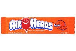 Air Heads Chewy Bar Orange 15.6g