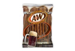 A&W Root Beer Twists 141.6g