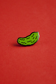 Mr. Pickles Enamel Pin