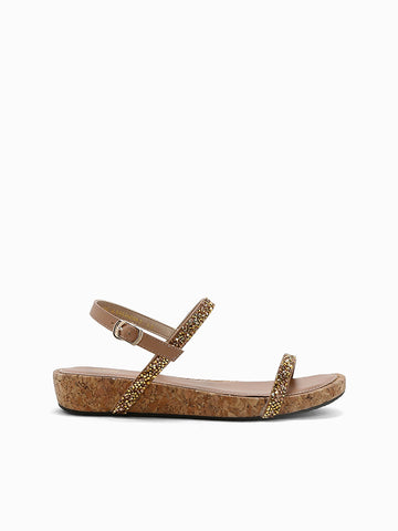 Alessandra Wedge Sandals